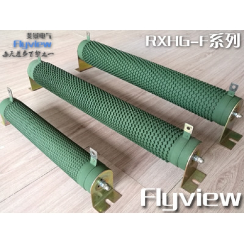波纹电阻器 Wire-wound Resistor